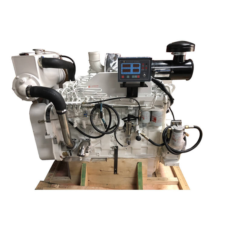 Brand new 120KW/1800rpm 6BTA5.9-GM120 marine diesel engine generator set