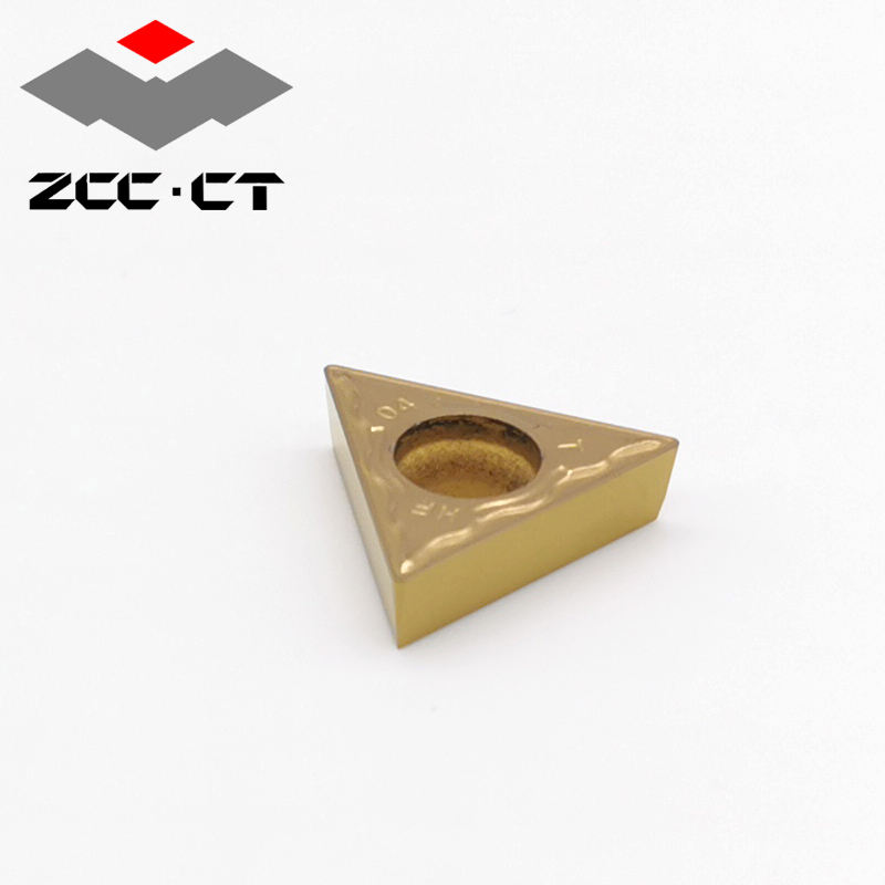 carbide inserts for finishing and P/M/K turning from ZCCCT which is the biggest cutting tool manufacturer in China.