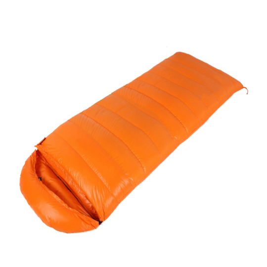 wholesale best quality military sleeping bag down 800g duck down filler