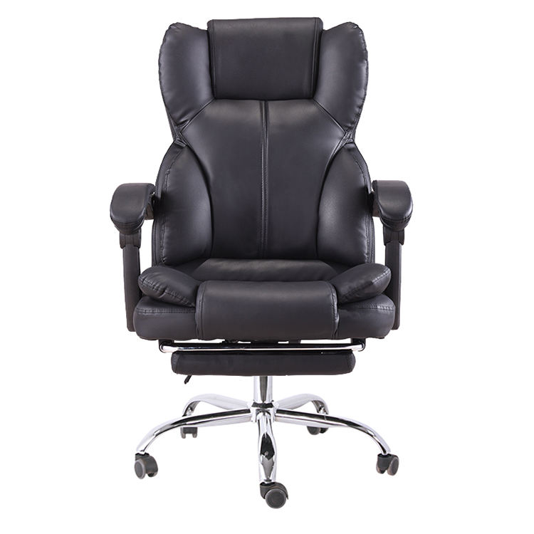 ergonomic new coming executive high back synthetic leather swivel tilt adjustable manager best office chair