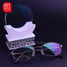 1.56 photogrey/brown transition scratch resistant eyeglass lenses