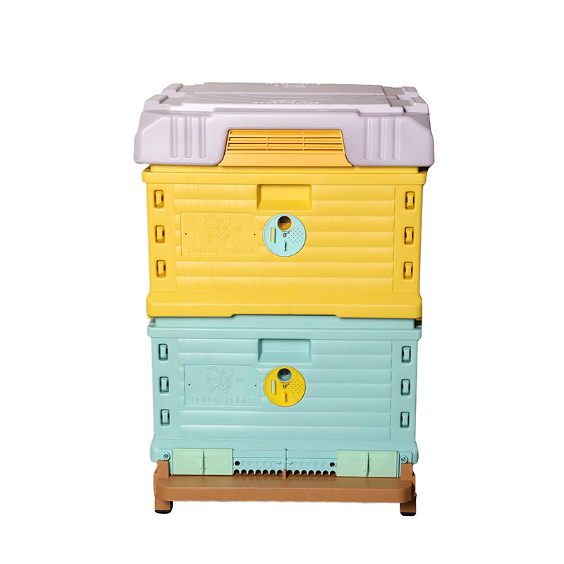 New arrival plastic bee hives beekeeping plastic thermo hive