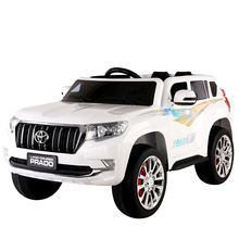2020 Kids Cool Ride on Car Jeep Style 4*380 motors LED Flashlight Slow to Start