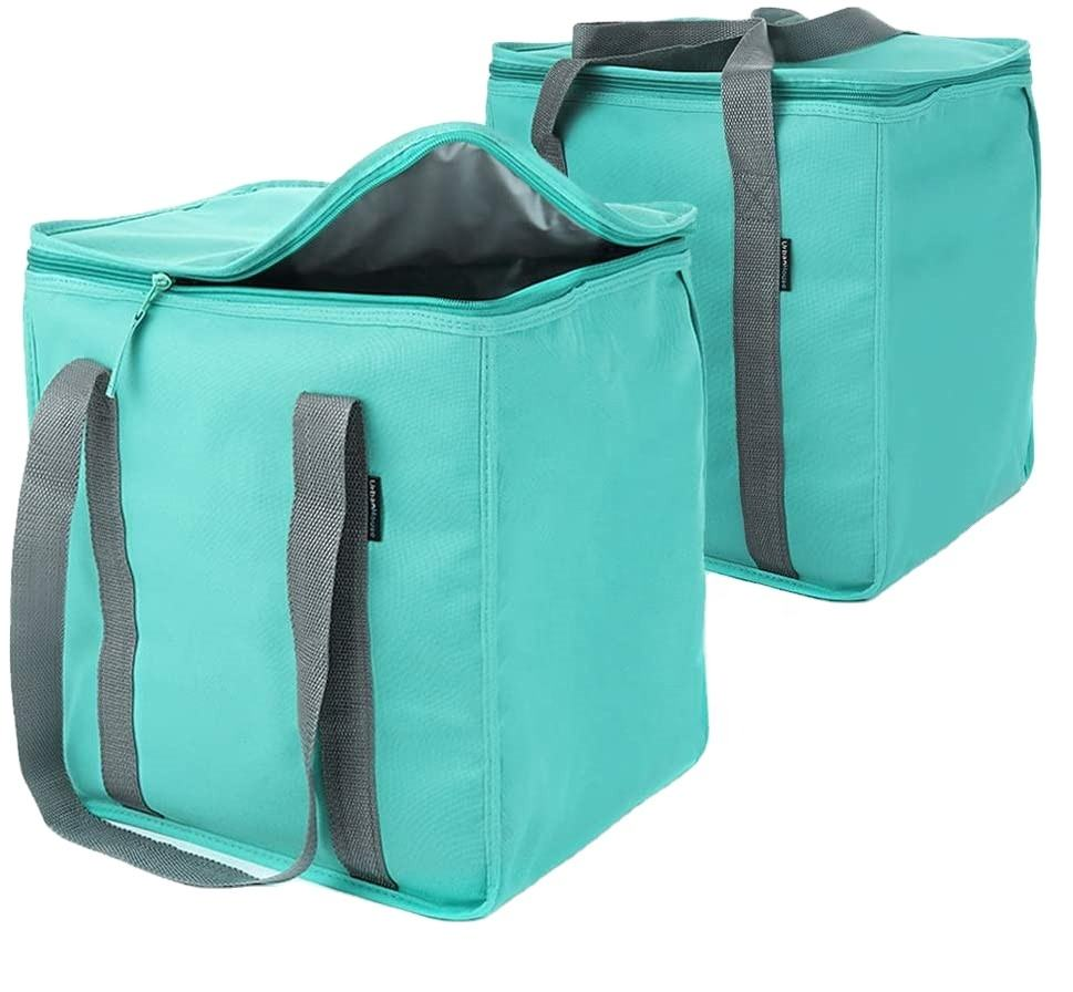 Lunch [ Lunch Bags ] Promotional Insulated Polyester Lunch Cooler Bags For Food Lunch Box