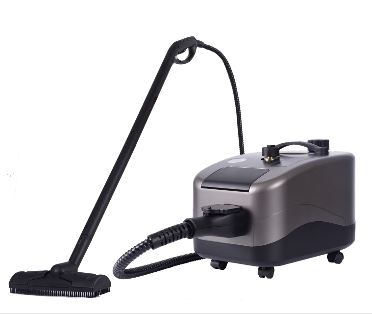 China factory car cleaning and house cleaning steamer home appliance 1800W powerful multi-function steam cleaner