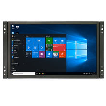 Metal case 10 10.4 11.6 12.1 15 17 19 21.5 Inch PCAP Touch Screen Monitor Industrial Open Frame Lcd Monitor