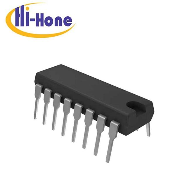 High Current Drive 16-PDIP Package Microprocessor Supervisor IC ADM695ANZ