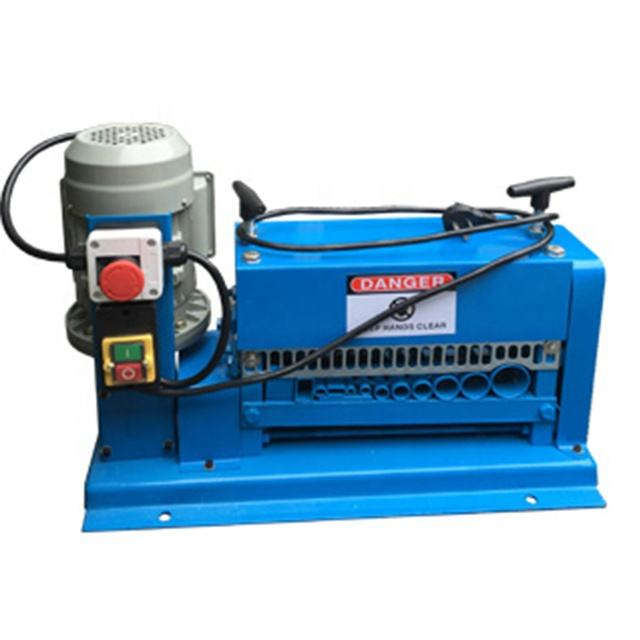 Stripping Tool BS-015M Copper Wire Scrap Underground Utp Cat6 Cable Extrusion Machine