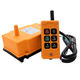 HS-4 HS-6 HS-8 Single speed 1 Transmitter + 1 Receiver AC220V 380V 110V 12V 24V industrial crane remote control