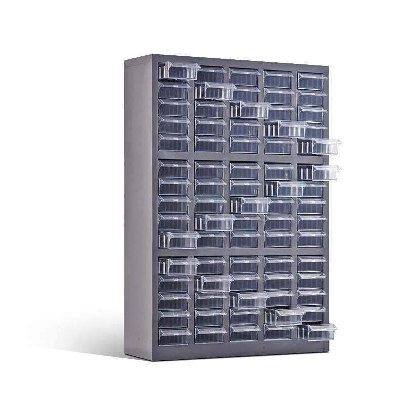 Cheap Price Plastic Drawer Parts Cabinet 75 Drawers Electronic Component Storage Cabinet