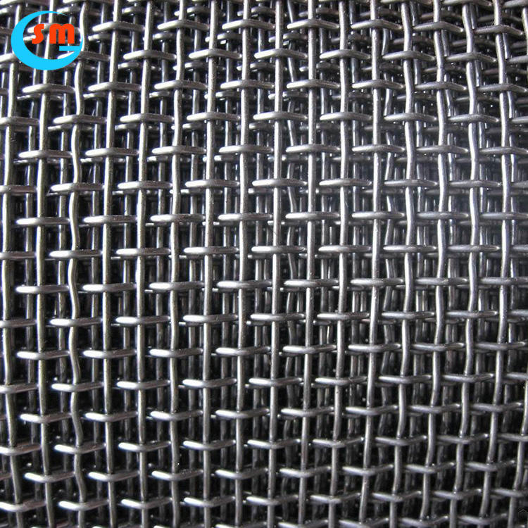 Alta Flessibilità Zincato a <span class=keywords><strong>Caldo</strong></span> Piazza Wire Mesh