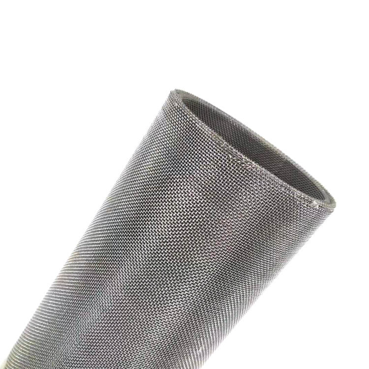 Good Quality Malleable Stainless Steel Braided Wire Grid
