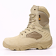 Rubber Sole Tactical Boots Desert Men's Boots Military Use Swat Boots