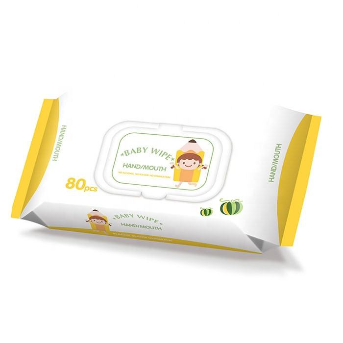 Oem Septic Tank Medicated Flushable Goon Baby Wet Wipes