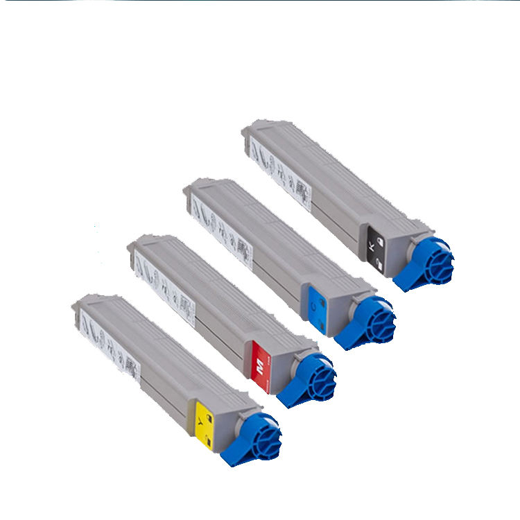 Compatible OKI 43872308 43872305 Toner For OKI C5650 C5750 Colour Toner Cartridge
