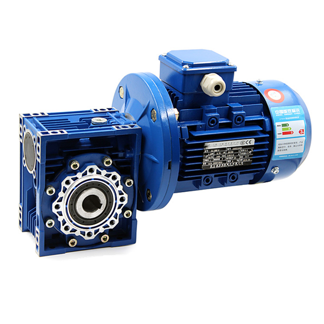 Yin Xin good quality nmrv050 gearbox speed reducer price gear ratio