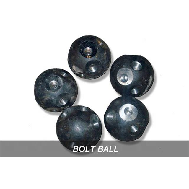 LF Group prefabricated steel bolt ball connected steel space frame coal shed
