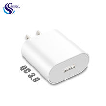 AC DC fast charging QC 3.0 charger adaptor usb A F port 3amp usb charger for mobile phone tablet