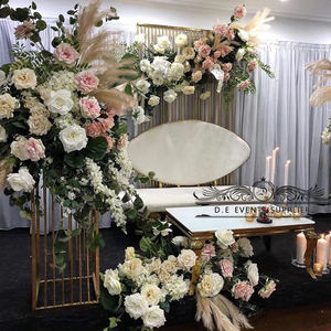 2019 new product bride and groom wedding sofa