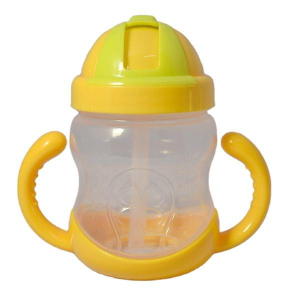 Best selling 280ml baby cup food grade PP baby training cup