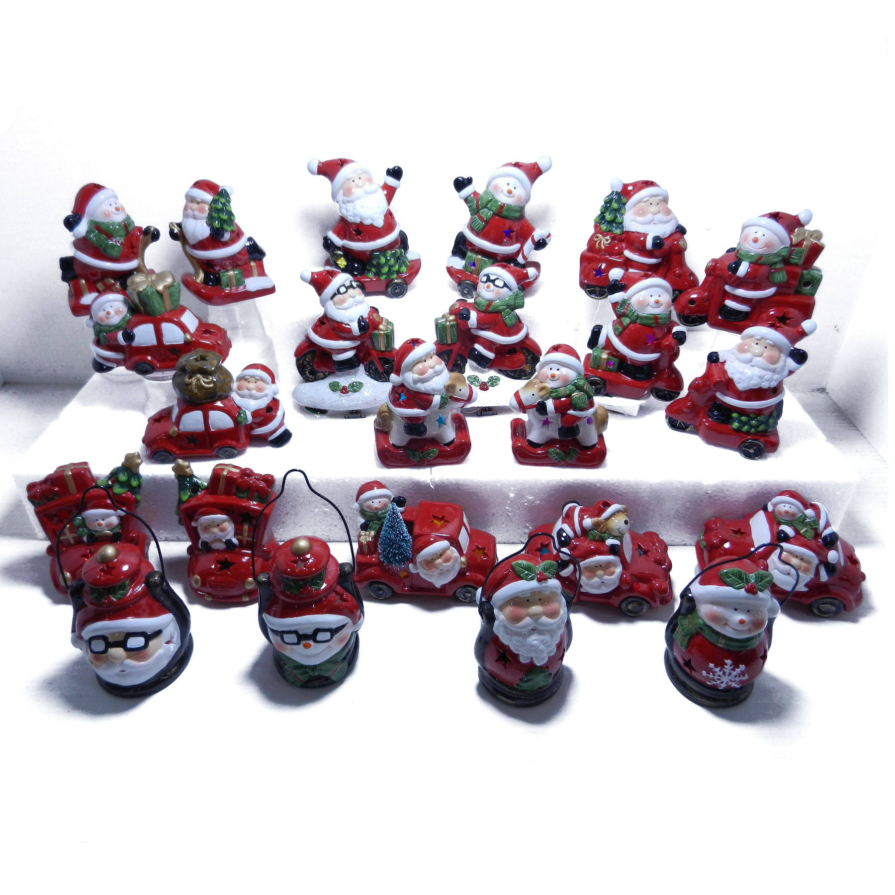 merry christmas ceramic gifts decoration ornaments supplies