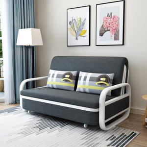 living room Sofa bed furniture modern sofa cum bed with foldable storage single folding Best Selling Sofa beds set