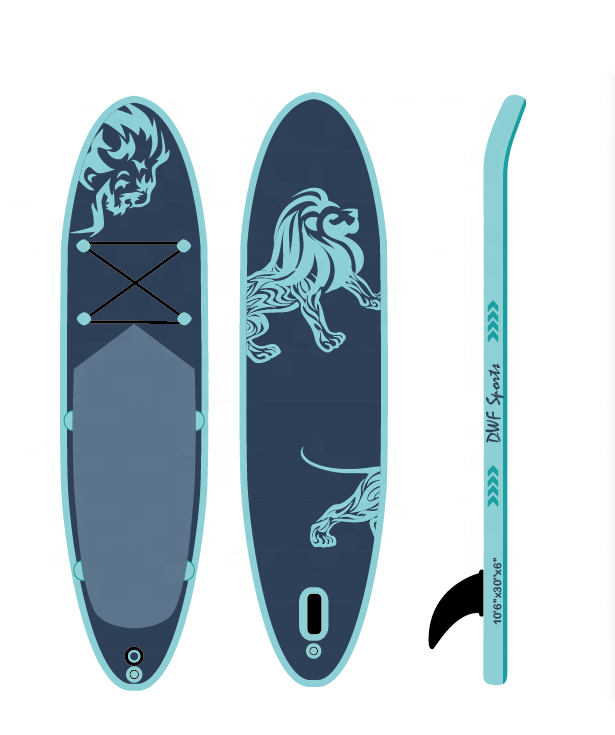 Inflatable SUP Standup Paddleboard For Sale