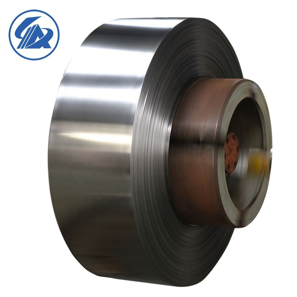 ASTMA-666 301 High Yield/Tambahan Penuh Keras Stainless Steel Strip
