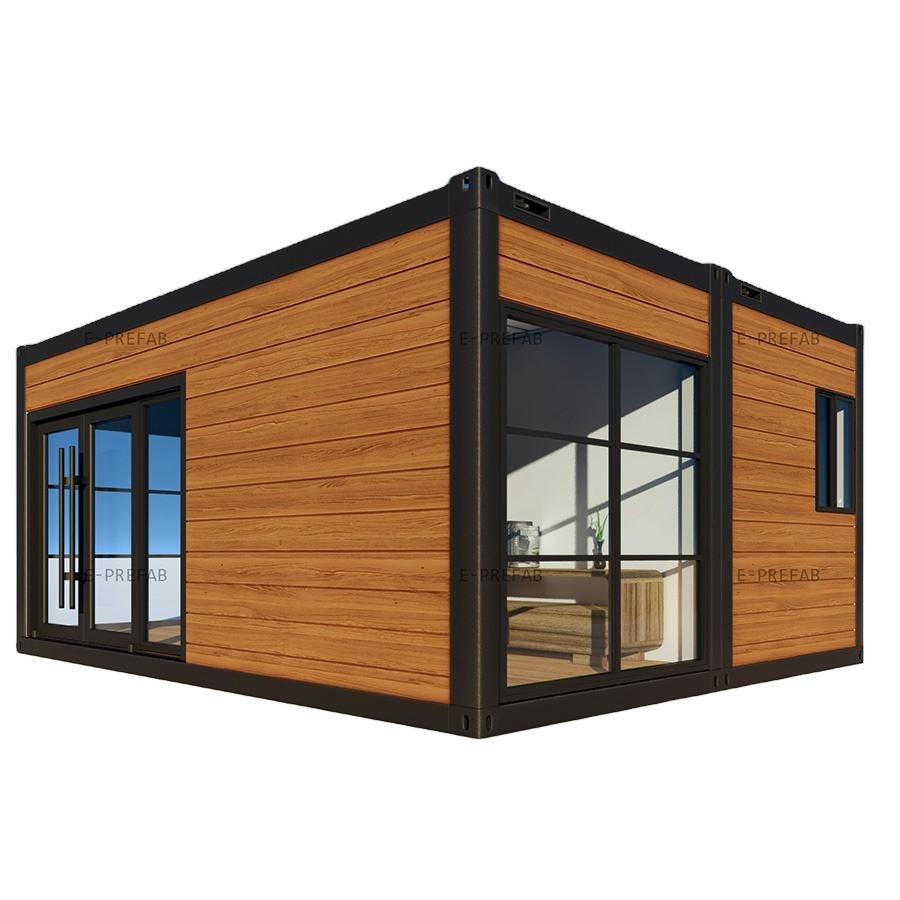 Low cost well mobil house firm customized modular mobil home container prefab house for sale