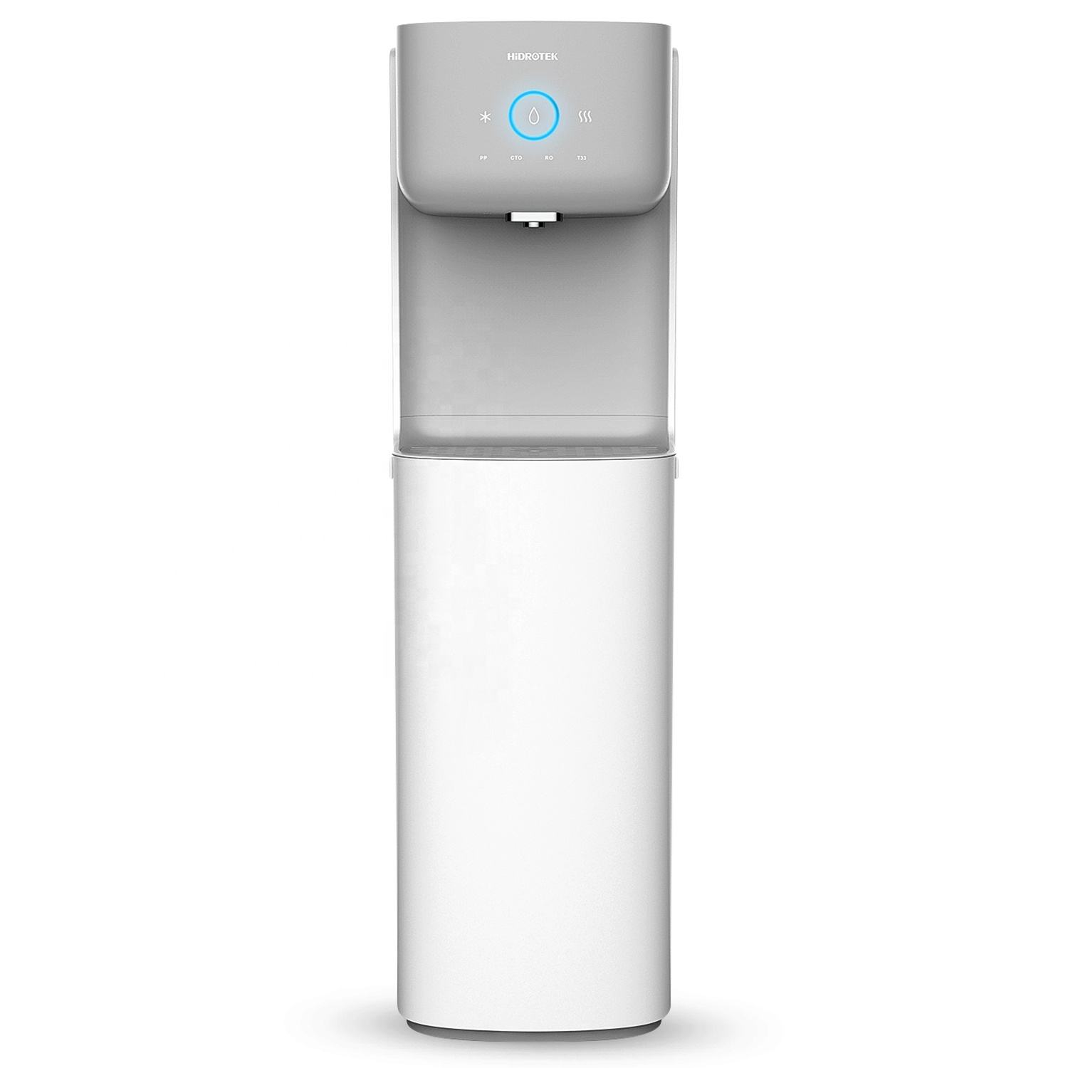 Water Dispenser OEM Standing Smart Hot Cold Water Dispenser With Soda Water Maker