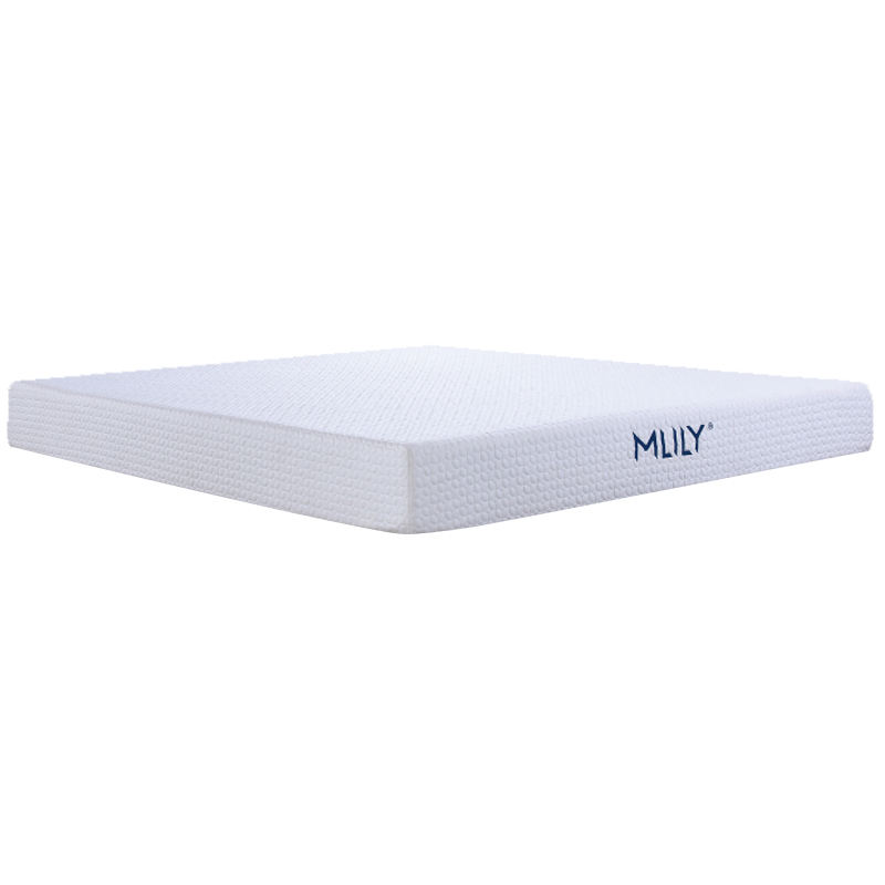 single bed 3 layers sleeping topper mattress in a box