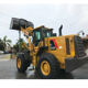 China Export Heavy Duty 3T Wheel Loader Zl30 With Price List For Stone Gravel Mining