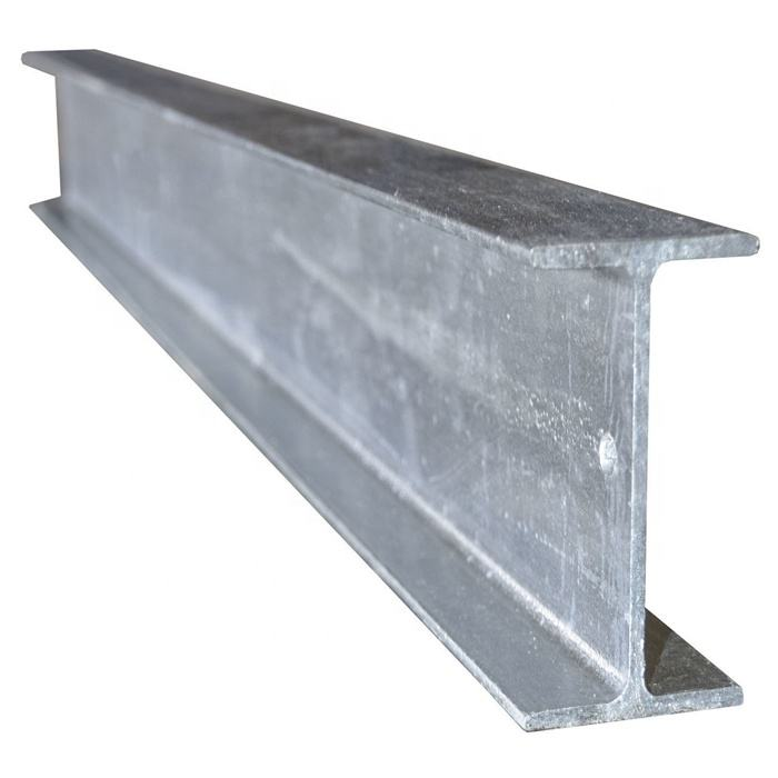 H Beam ASTM A36 Carbon Hot Rolled Prime Structural Steel galvanized steel beam Q235B Q345B steel h-beams