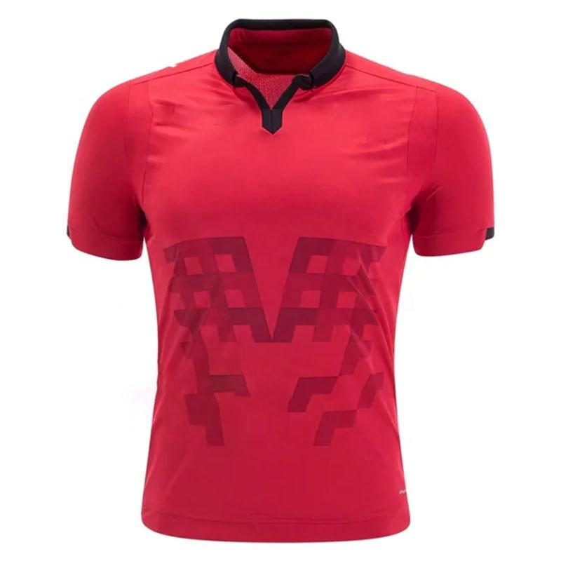 Albania 19/20 Soccer Home Jersey fashionable soccer uniform
