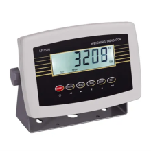 Weighing Indicator LP7516 Plastic Housing Waterproof LCD Display Stainless Steel Compact