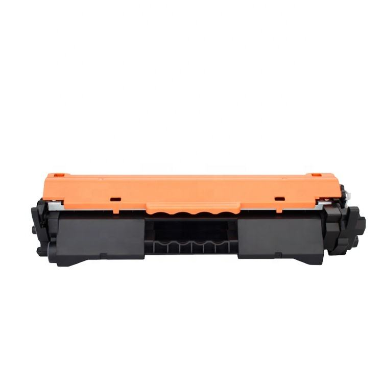 Supricolor New model laser toner cartridge cf217a cf217 217 217a compatible hp 17a toner cartridge with chips