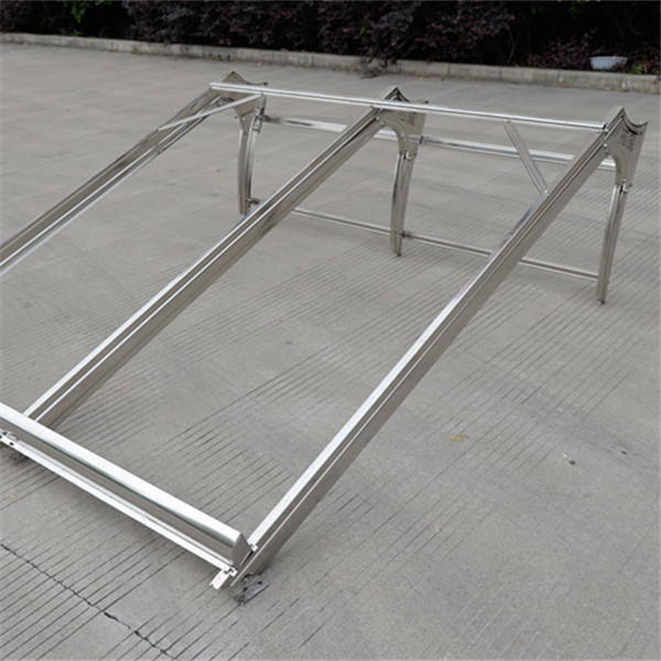 Many colors aluminum alloy solar water heater frame ,Solar water heater bracket,solar water heater support