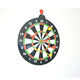 Darts game magnetic darts board, with 6 magnetic darts