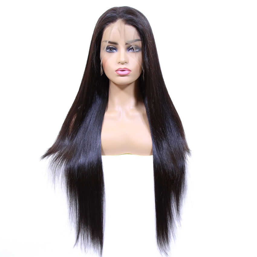 3 Units Frontal Wig 13*4 Lace Front Wigs 200 % Full Density Any Texture Can Choose