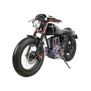Retro design 3000w CG electric motorcycle