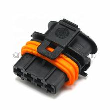 4 pin Boschh automotive female sealed electrical wiring connector for MAP sensor socket 1928403112  1928404745