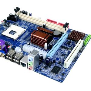 Placa base con Chipset G41 hembra 478