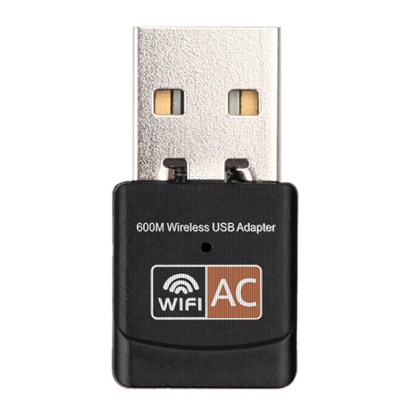 Adaptor Nano Wi-Fi 11n USB, Chipset RTL8811 600M untuk Tablet <span class=keywords><strong>Android</strong></span> Win Os