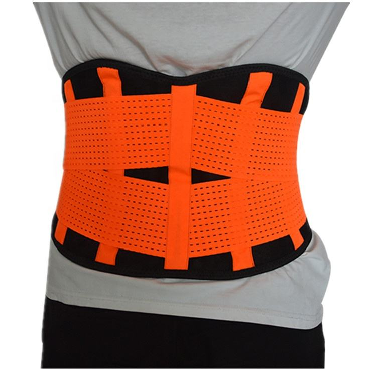New Products CE Certificate Comfortable Waist Slimming Belt for Back Pain