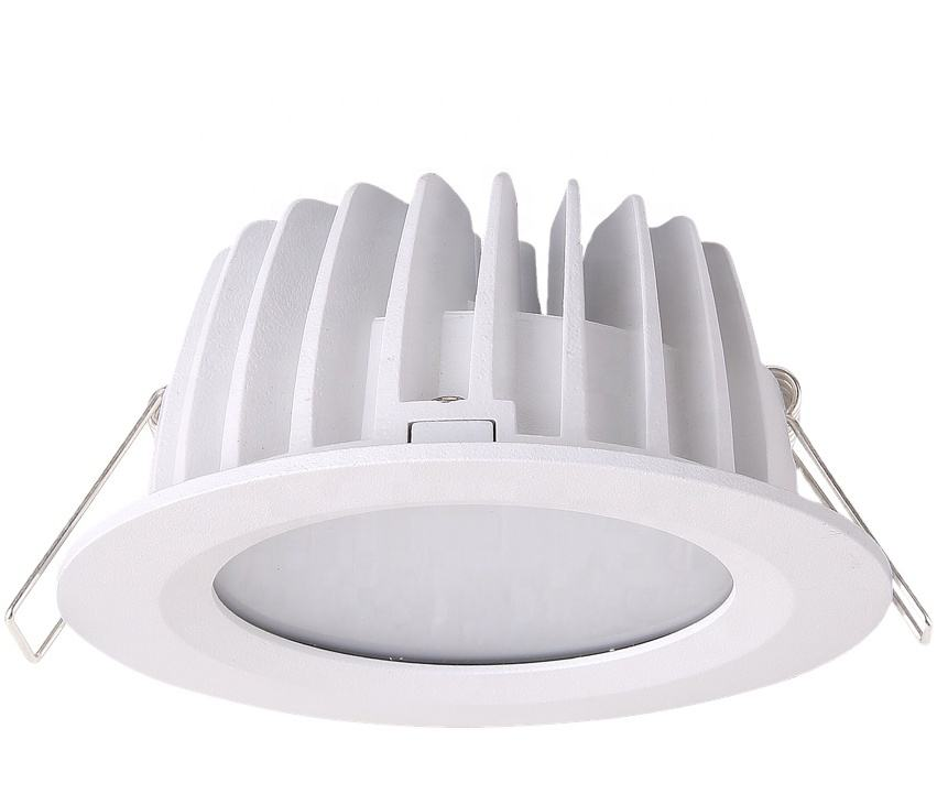 12 w Dimmable Recessed SMD 빛 공장 라운드 led 통