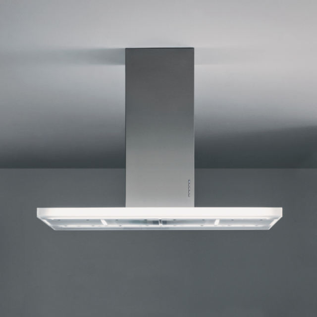 Made in Italy Stainless steel hood