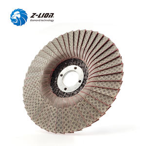 Z-Lion High Quality Flap Discs Grinding Wheel for Steel