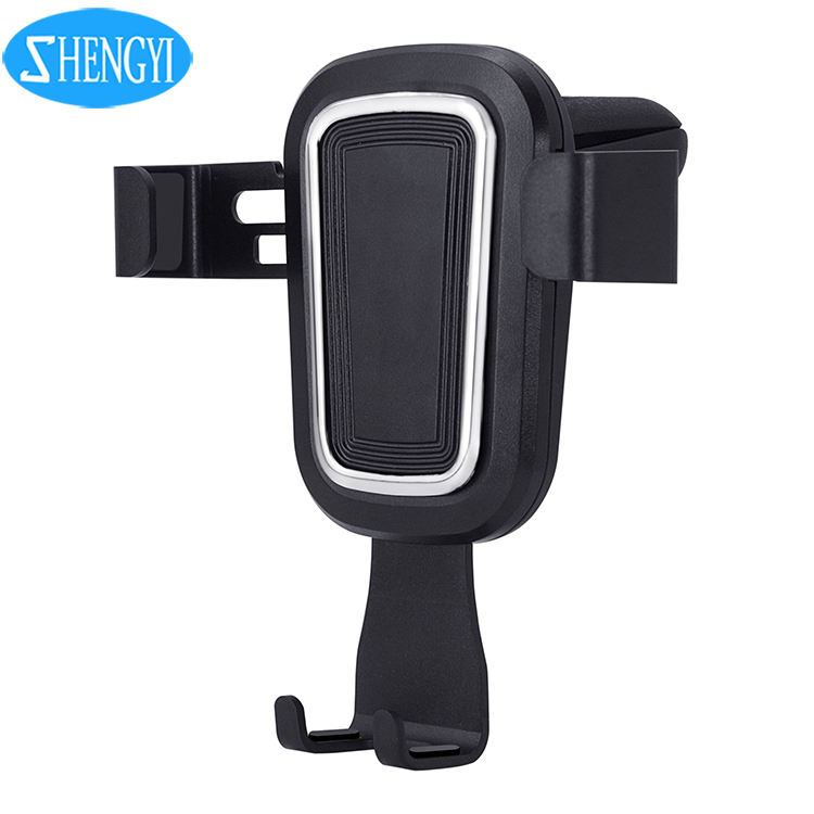 High Quality Universal Car Air Vent Phone Holder Fashion Smaller Car Mount Stand Universal Gravity Phone Holder Hot Selling