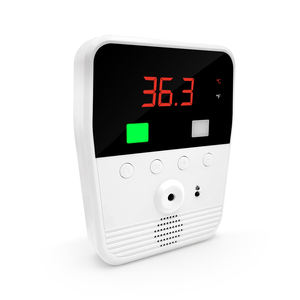 ZM-C09 (K3 PRO) wall mounted plastic thermometer to test human body temperature