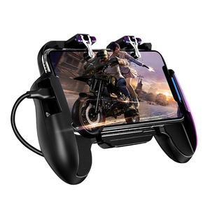 Cooling Fan Power Bank Gamepad Controller H5 Gamer Gamepad L1R1 controller for PUBG Mobile for Android